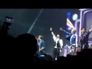 VK180812 MONSTA X fancam - Roller Coaster @ THE 2nd WORLD TOUR THE CONNECT in Sao Paulo