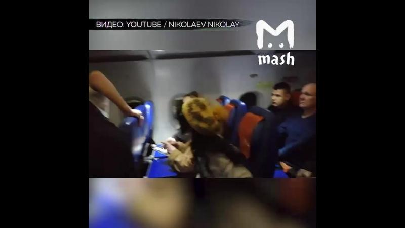 Рейс «Аэрофлота» Москва-Бейрут и очередной скандал на борту. В главной роли — «жена депутата». Включите звук, слушайте, наслажда