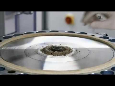 Алмазы из кремированных останков Сделано из вторсырья