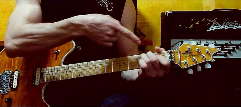 Whitesnake Slip Of The Tongue cover with Diezel VH4