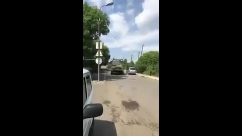 Вірменія Колона російських військ помилково заїхала в село Панік Ширакської області