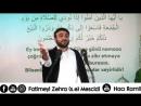 Haci Ramil Quran nazil olub