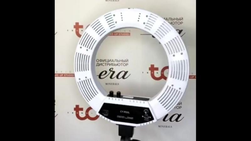 Новая лампа LED-480 в белом цвете
