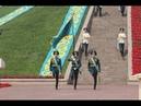 Астанада Мемлекеттік туды көтеру салтанатты рәсімі басталды