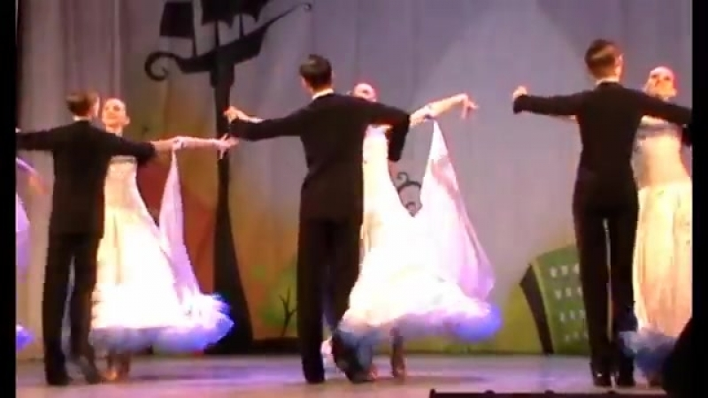 Ансамбль спортивного бального танца Вдохновение г Арсеньев Приморского края