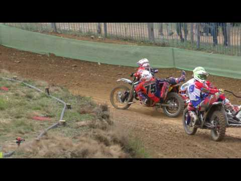 GP Iffendic Sidecarcross 2017: Team Daiders/Stupelis