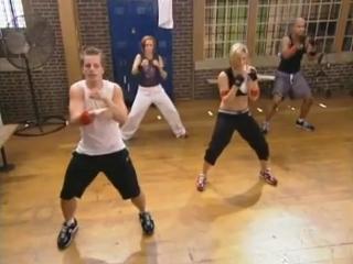 Джиллиан Майклс. Победить себя. (The Biggest Winner - How to Win by Losing) : Cardio Kickbox (2005)