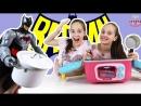 Страна девчонок • БЭТ КУХНЯ: Соня и Полина, БЭТМЕН и КИРБИ МЫШЬ в борьбе за Bэt Бургер!