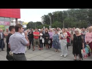 Денис Гурьянов: Сергей Морозов - трепло!