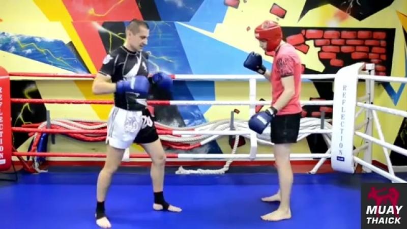 Три жестких техники для удара ногой в голову в Муай Тай, ММА и БИ