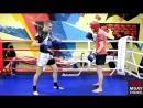 Три жестких техники для удара ногой в голову в Муай Тай ММА и БИ