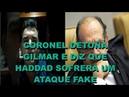 CORONEL CARLOS ALVES DETONA GILMAR MENDES E DIZ QUE HADDAD SOFRERÁ UM ATAQUE NESSES DIAS