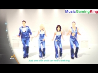 ABBA You Can Dance Gameplay - Mamma Mia - High Score Of 2,292 Points
