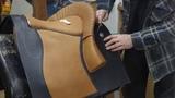 Producing sidesaddles and baroque saddles Vyr