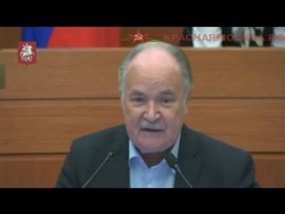 Губенко о памятнике Солженицыну