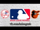 New York Yankees vs Baltimore Orioles 09 07 2018 AL MLB 2018 1 4