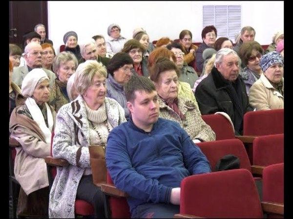 Самые злободневные вопросы обсудили в администрации города люди с активной гражданской позицией