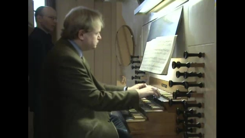 590 (1) J. S. Bach - Pastorella [incomplete ()] F Major, BWV 590 part 1-2 - Arjen Leistra
