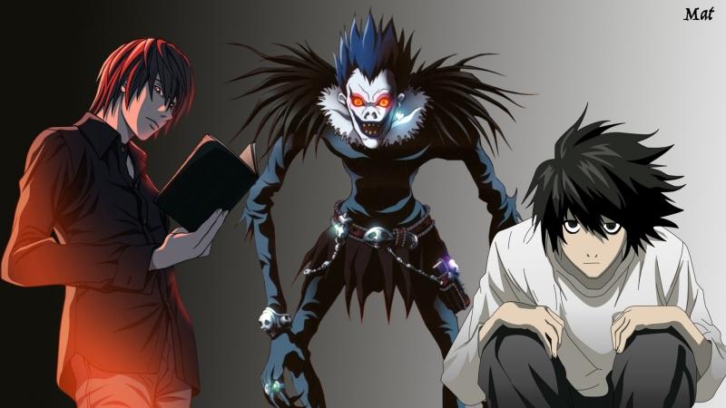 Тетрадь Смерти / Death Note [1-37 из 37]