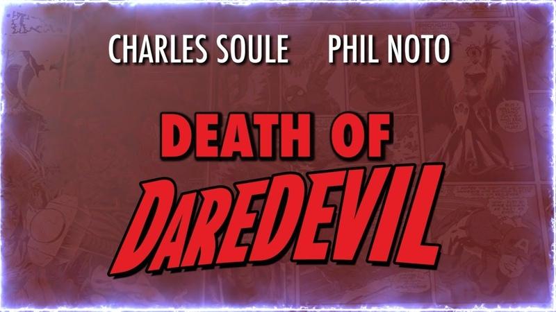 THE DEATH OF DAREDEVIL Teaser Trailer | Marvel Comics
