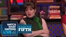 Lena Dunham Calls Out Daniel Tosh And Calvin Harris | Plead The Fifth | WWHL