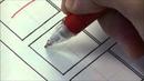 超簡単! 小学一年生で習う漢字の書き方 1 5 How to write the elementary school of Kanji