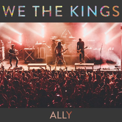 We The Kings альбом Ally