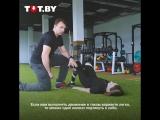 Пять простых упражнений для ровной спины.