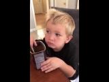 впервые попробовал какао