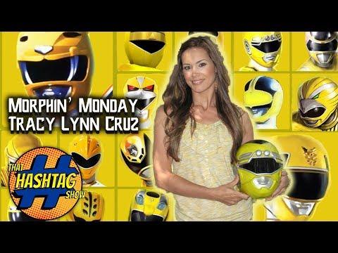 Tracy Lynn Cruz Takes The Ranger Challenge : Morphin' Monday