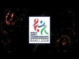 Чемпионат мира по дзюдо 2018. Командный турнир. Часть 2