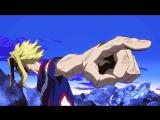 All Might vs All For One - Boku no Hero Academia Season 3 [AMV]