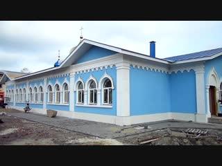 Строительство духовно-просветительского центра