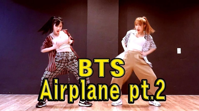 BTS 방탄소년단 Airplane pt.2 cover dance WAVEYA 웨이브야