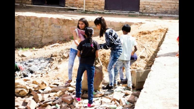 Чистые Игры в Индии (г. Кота, Раджастан)