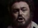 Лучано Паваротти. Ария Неморино из оперы Любовный напиток .