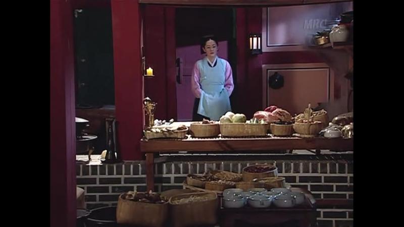 Жемчужина дворца / Великая Чан Гым / Dae Jang Geum / A Jewel in the Palace 38 серия (субтитры)