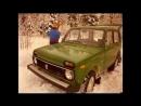 Советская реклама: Автоэкспорт ВАЗ 2121 Нива
