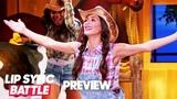 Nicole Scherzinger Performs Man! I Feel Like a Woman for Shania Twain Tribute Lip Sync Battle
