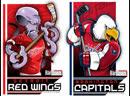 Detroit Red Wings 🆚 Washington Capitals
