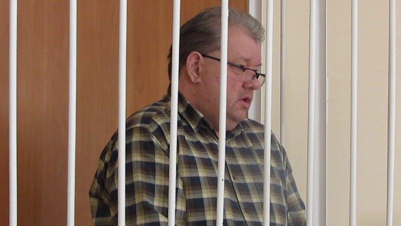 Обвинемый экс директор КБУ Бердска жалуется на безденежье и плохое здоровье