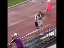 Футболист миасского «Торпедо» сделал девушке предложение после забитого гола