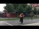 Павел Собирай и Анна Неум. Танго нуэво.