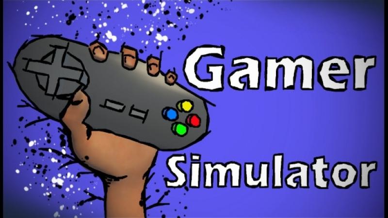 Разные игры:Симулятор геймера