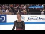 Alina Zagitova Japan Open 2018