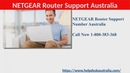 NETGEAR Router 1 800 383 368 Tech Support Toll Free Number Australia For Instant Support