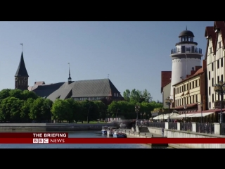 Сюжет BBC про Калининград