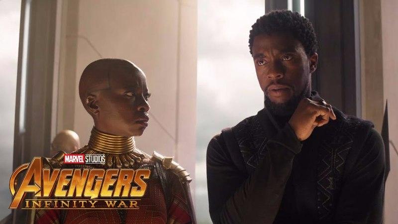 Marvel Studios' Avengers Infinity War Chant TV Spot