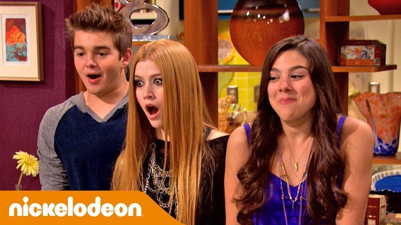Грозная семейка | 1 сезон 2 серия | Nickelodeon Россия