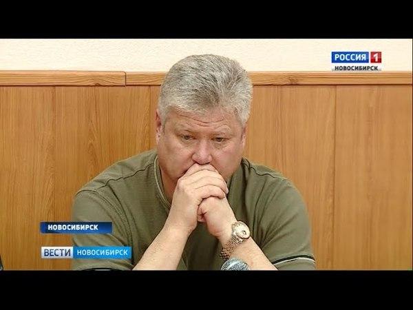 В Новосибирске начался суд над виновником аварии на Коммунальном мосту